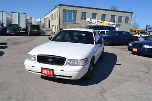 2011 Ford Crown Victoria Police Street Appearance