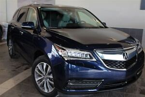2016 Acura MDX Technology PKG with Navigation, AWD, Rear DVD