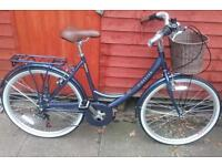 Brand new ladies city bike