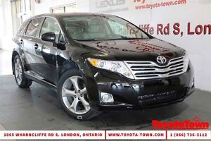 2009 Toyota Venza V6 AWD TOURING LEATHER & MOONROOF