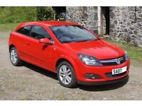 Vauxhall Astra 1.4 SXi Sport Hatch - many new parts, long MOT, nice clean car