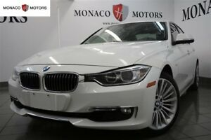 2012 BMW 3 Series 328i LUXURY NAV BCK CAM PARK SENSOR