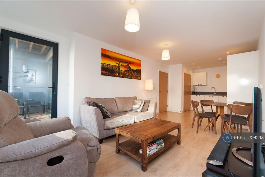 1 bedroom flat in Ascalon Street, London, SW8 (1 bed)