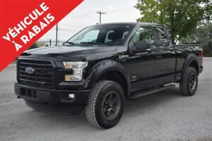 2016 Ford F-150 XLT SPORT LIFTED SUPERCAB ECOBOOST