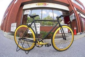 BRAND NEW Fixed Gear Bikes @ Harvester Bikes LOTS OF COLOURS! Zycle, Pure Fix, Critical, Retrospec