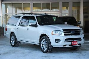 2016 Ford Expedition Max Limited Extended Luxury SUV 8 Psgr 3.5