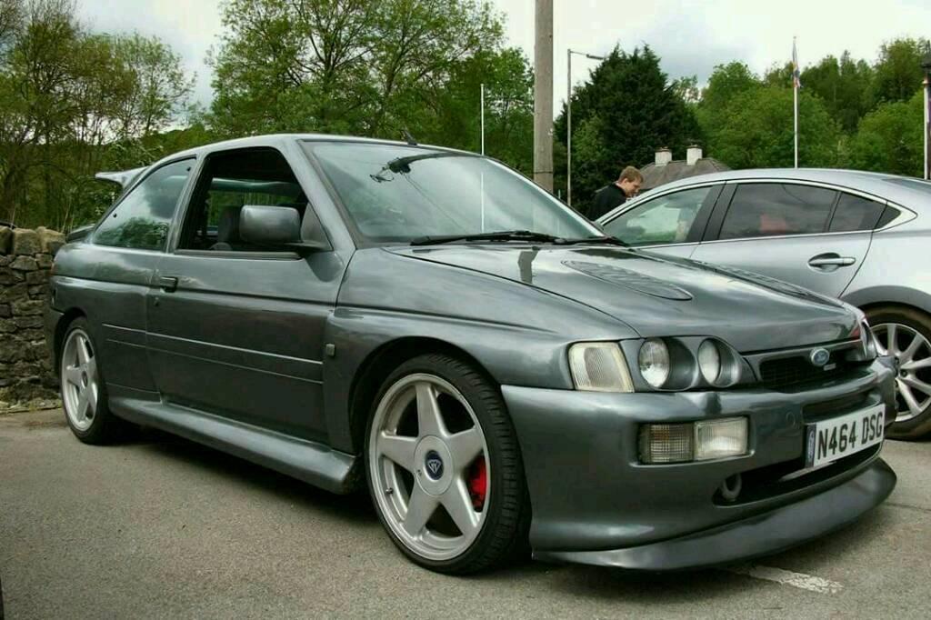 Ford escort cosworth Replica | in Chesterfield, Derbyshire ...