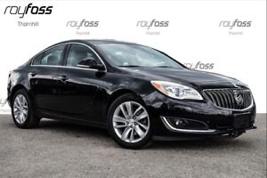 2016 Buick Regal **FREE SNOW TIRES**Leather Bluetooth Rear camer