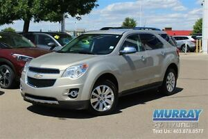 2010 Chevrolet Equinox LTZ | AWD | REARVIEW CAM| LEATHER | SUNRO