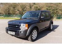 Land Rover Discovery 3 TDV6 SE Excellent condition High Spec 7 Seats