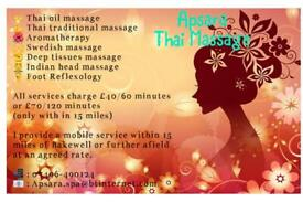Apsara Spa - Mobile Thai massage