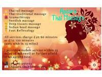 Apsara Spa - Mobile Thai massage
