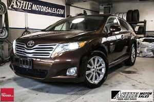 2012 Toyota Venza AWD LEATHER/HEATED SEATS! SUNROOF!