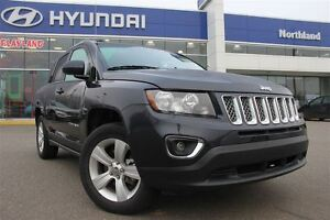 2015 Jeep Compass /High Altitude/4x4/Heated Seats/Leather/AUX Prince George British Columbia image 1