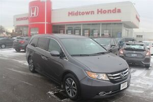 2015 Honda Odyssey Touring*LOADED*TOP LINE