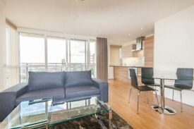 ***MUST VIEW***1 Bed Apartment, £1350PCM Excluding Bills, 12th Floor, Gym, Poplar E14 - SA
