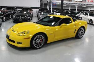 2009 Chevrolet Corvette Z06 | 3LZ | NAVI | CLEAN CARPROOF