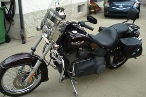 2007 Harley Davidson Nighttrain Softtail