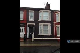 4 bedroom house in Portelet Road, Liverpool, L13 (4 bed)