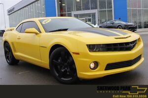 2011 Chevrolet Camaro 2SS RS| Sun| Heat Leath| BT| HID Hlight| R