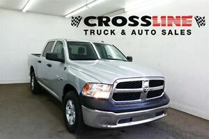 2017 Dodge 1500 SXT 4x4 Crew Cab 140 in. WB