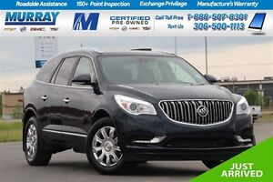 2016 Buick Enclave AWD *REMOTE START,HEATED SEATS,PARKING ASSIST
