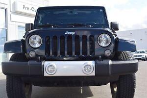 2014 Jeep Wrangler Unlimited Sahara Regina Regina Area image 5