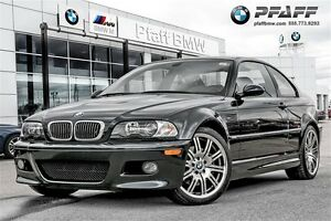2004 BMW M3 Coupe *MANUAL* Trans!