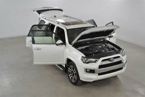 2017 Toyota 4Runner 4Runner limited Gps,cuir,toit ouvrant,camera
