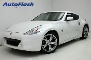 2012 Nissan 370Z Touring * M6 * Cuir/Leather * Pneus neuf