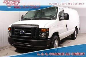 2011 Ford E-250 Commercial  RWD A/C