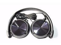 Sony MDR-ZX310 AP Headband Headphones - Black