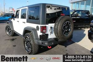 2016 Jeep WRANGLER UNLIMITED Rubicon - Leater,  and Navigation Kitchener / Waterloo Kitchener Area image 7