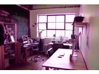 ☼Creative w/ Natural Light Studio ideal for Creative Professionals [✔]24/7 Access [✔] SuperFast Wifi