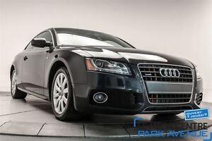 2012 Audi A5 2.0T quattro S LINE Premium Plus Navi 8 Mags
