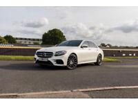 Mercedes E Class Self Drive Hire