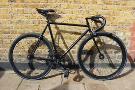 Brick Lane Bikes (BLB) fixie fixed gear single speed (with original receipt)