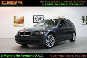 2008 BMW 328 xi AWD Touring | Navigation | PanoRoof