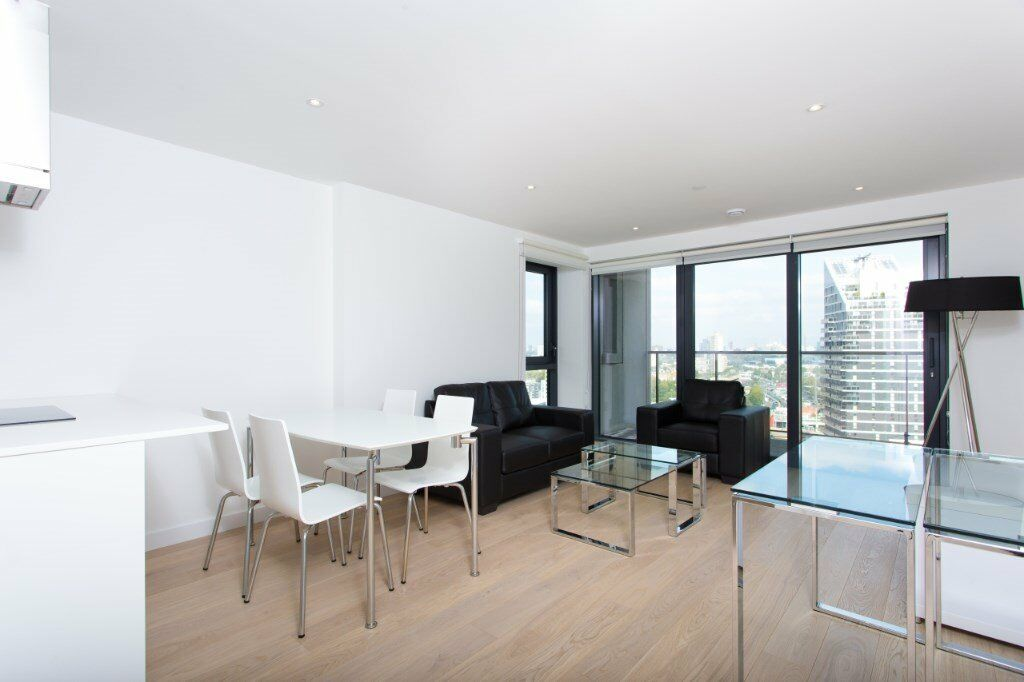 LUXURY BRAND NEW 2 BED 2 BATH HORIZON TOWERS E14 CANARY WHARF BLACKWALL HERON SOUTH QUAY EAST INDIA