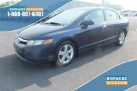 2007 Honda Civic LX Automatique A/C