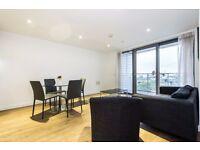 Call NOW!! ** Luxury 2 bed 2 bath with balcony and Gym, poplar, Westferry, E14 - AW