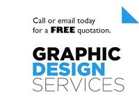 Graphic Design Services - LOGO / BRANDING / PRINT / WEB DESIGN / EXHIBITIONS/ PACKAGING