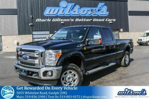 2016 Ford F-350 XLT CREW CAB 4X4 TRUCK! TOW PACKAGE! RUNNING BOA
