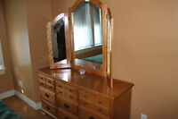 2- FULL-Bed Room Sets.& 1- Dinning room Buffet_ FOR SALES !