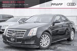 2011 Cadillac CTS Sedan 3.0L SIDI