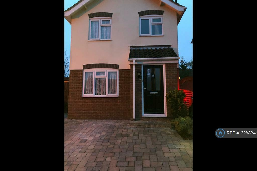 3 bedroom house in Woolwich Close, Chatham, ME5 (3 bed)