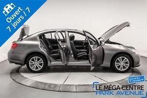2012 Infiniti G37X Luxury