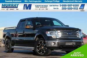 2013 Ford F-150 LARIAT*NAV*SUNROOF*REAR CAMERA*