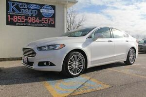 2013 Ford Fusion SE | 2.0L | Leather/Moonroof | NAV