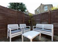 Fantastic outdoor furniture set (Ikea)